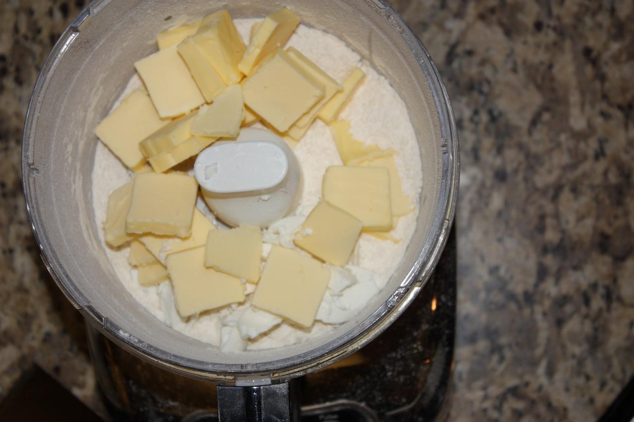 Basic Pie Dough: Fat, Flour, Water